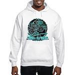 BMX Born to ride Hooded Sweatshirt