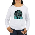 BMX Born to ride Women's Long Sleeve T-Shirt