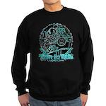 BMX Born to ride Sweatshirt (dark)