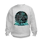 BMX Born to ride Kids Sweatshirt