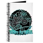 BMX Born to ride Journal