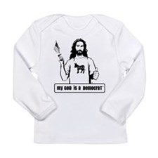 Cute Cool christian Long Sleeve Infant T-Shirt