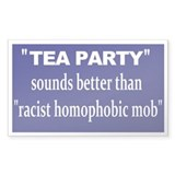 anti-tea Decal