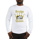 Bridge Queen Long Sleeve T-Shirt
