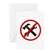 Anti Repairs Greeting Cards (Pk of 10)