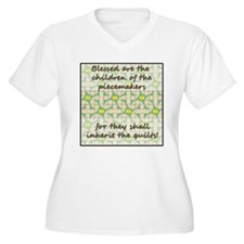 Blessed Are The Children of t T-Shirt