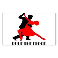 Cool Ballroom dance Decal