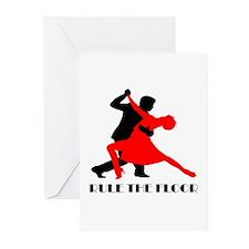 Cool Rumba Greeting Cards (Pk of 10)