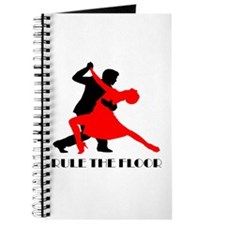 Cool Ballroom dance Journal