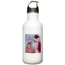 Redhead Baby's First Christmas Water Bottle
