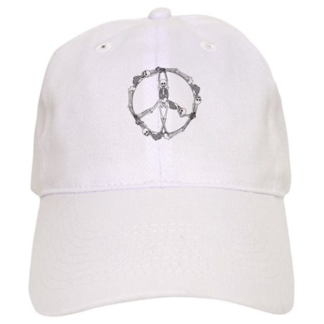 Peace Skeletons Cap