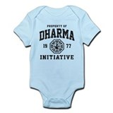 Dharma Faded Infant Bodysuit