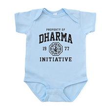 Dharma Faded Infant Bodysuit