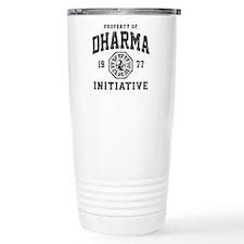Dharma Faded Ceramic Travel Mug