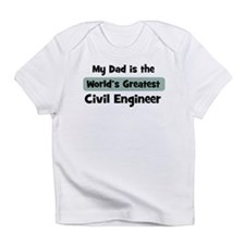 Worlds Greatest Civil Enginee Infant T-Shirt