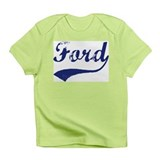 Ford - vintage (blue) Infant T-Shirt
