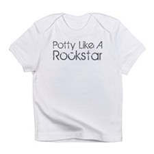 Potty Like a Rockstar Infant T-Shirt