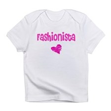 Fashionista Infant T-Shirt
