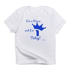 1st Birthday Prince Infant T-Shirt