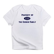 Property of Corbin Infant T-Shirt