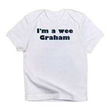 Cute Scottish clan tartan Infant T-Shirt