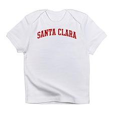 SANTA CLARA (red) Infant T-Shirt