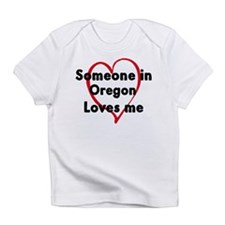 Loves me: Oregon Infant T-Shirt