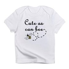 Cute as can Bee Infant T-Shirt