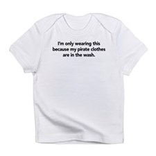 Pirate Clothes Infant T-Shirt