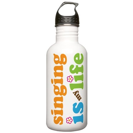 Singing is my Life Stainless Water Bottle 1.0L