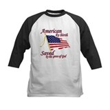 American by birth Tee