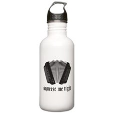 Accordion Squeeze Water Bottle