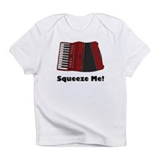 Accordion Squeeze Box Infant T-Shirt