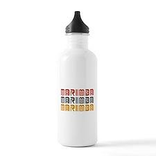 Tribal Marimba Water Bottle
