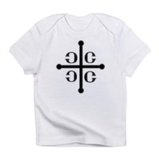 Cute Serbia designs Infant T-Shirt