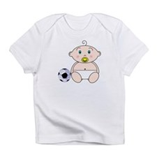 Soccer Baby Infant T-Shirt