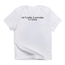 Air Traffic Controller in Tra Infant T-Shirt