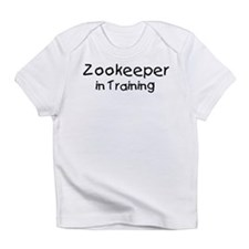 Zookeeper in Training Infant T-Shirt