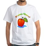 APPLESEED White T-Shirt