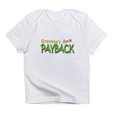 Grandma's Little Payback Infant T-Shirt
