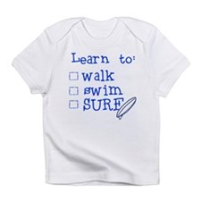 Cool Surfboards Infant T-Shirt