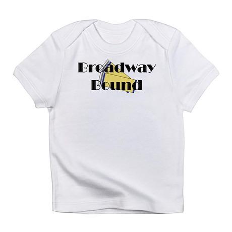 Broadway Bound Infant T-Shirt