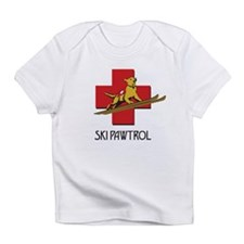 SKI PAWTROL Infant T-Shirt