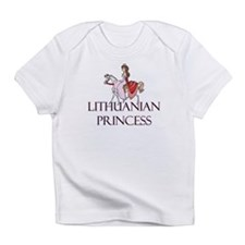 Lithuanian Princess Infant T-Shirt