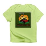 Daddy's Future Lawnmower Infant T-Shirt