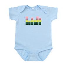 Equalizer Infant Bodysuit