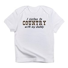 COUNTRY Infant T-Shirt