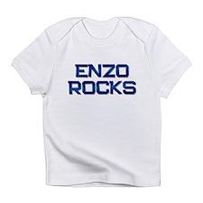 enzo rocks Infant T-Shirt