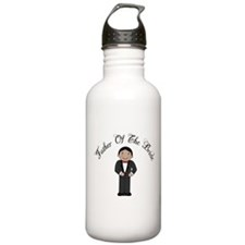 Fun Father Of The Bride Water Bottle