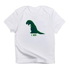 I Bite Onesie Infant T-Shirt